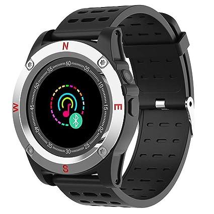Amazon.com: Bluetooth Smart Watch ST5 with Camera Facebook ...
