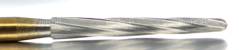 PreHCP 10pcs Tungsten Carbide Finishing burs FG ZEKRYA 151 Shipping from US
