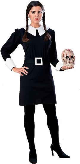 Wednesday Addams Family Child Costume Wig