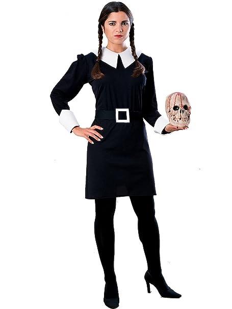 Amazon.com: Rubies Disfraz de la familia Addams para mujer ...