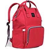 Ticent Diaper Bag Multi-Function Waterproof Travel Backpack Nappy Bags for Baby Care - Large Capacity, Stylish and…