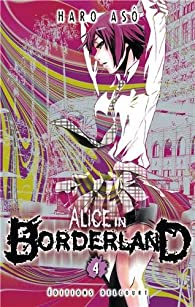Alice in Borderland, tome 4 par Haro Asô