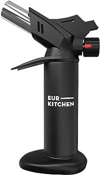 EurKitchen Butane Culinary Kitchen Torch