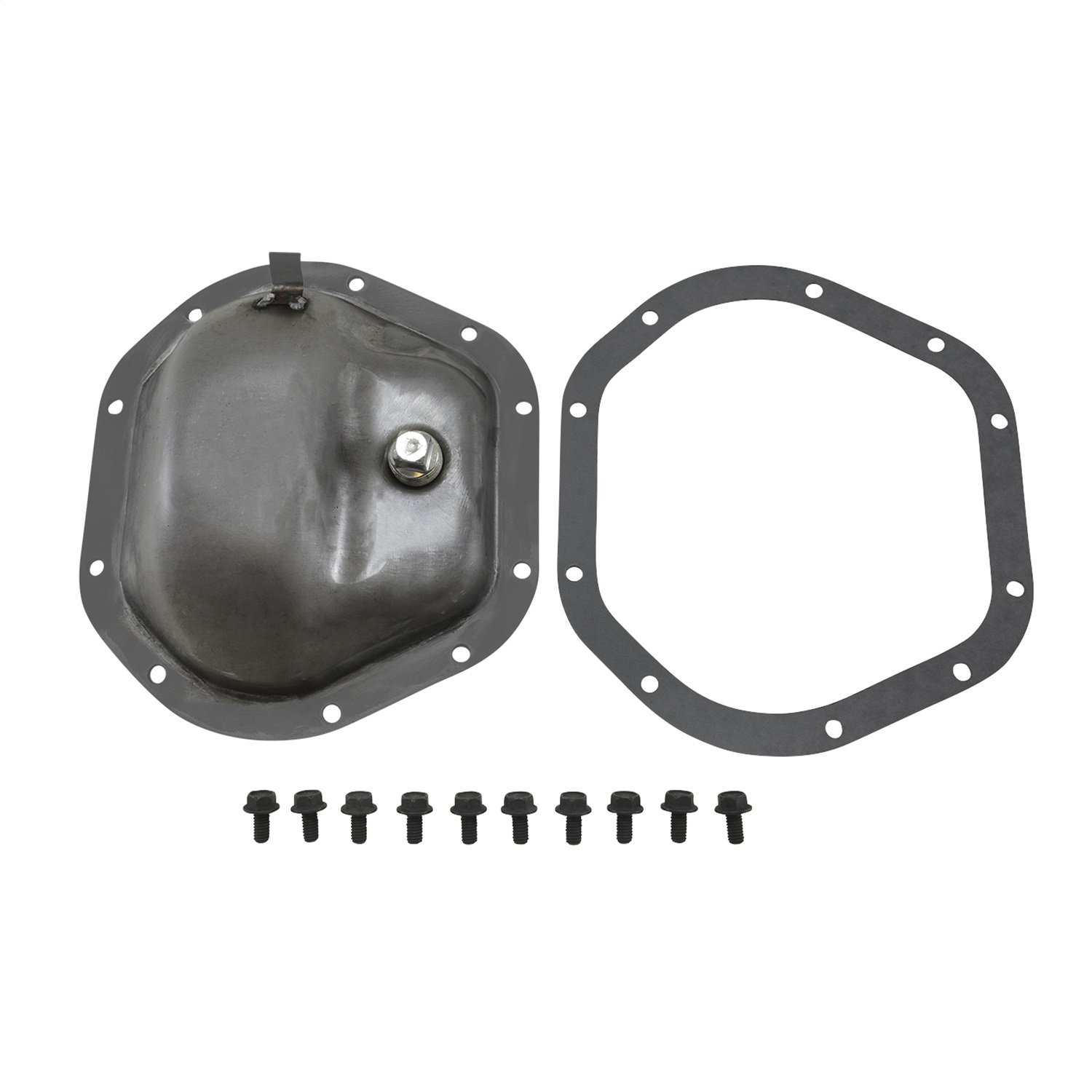 Yukon (YP C5-D44-REV) Steel Cover for Dana 44 Reverse Rotation Differential