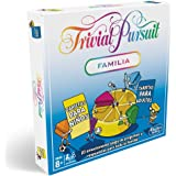 Trivial Pursuit Familia - Hasbro Gaming (Hasbro E1921105)
