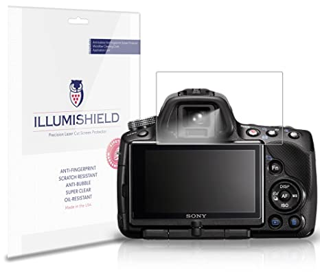 iLLumiShield - cámara réflex digital Sony Alpha SLT-A33 japonés HD ...