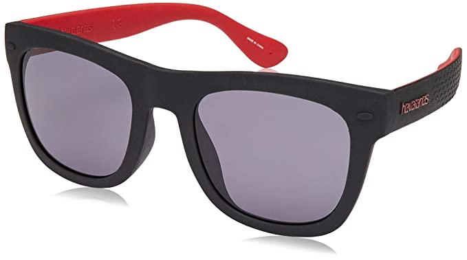 HAVAIANAS - Gafas de sol unisex modelo Party/XL Red Black/Gy ...