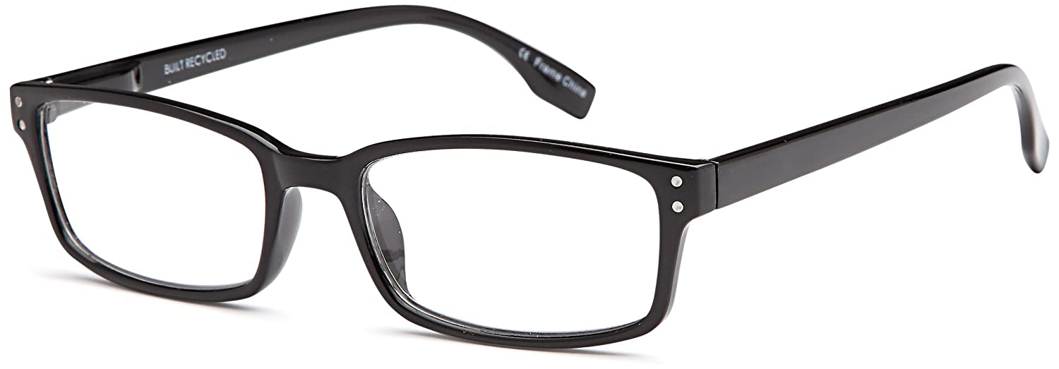 GAMMA RAY READERS 3 Pairs Men\'s Readers Quality Spring Hinge Reading ...