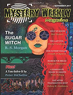 Image result for mystery weekly, october 2017
