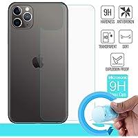 Microsonic 21909 Apple iPhone 11 Pro Max 6.5 inç Arka Nano Cam Ekran Koruyucu
