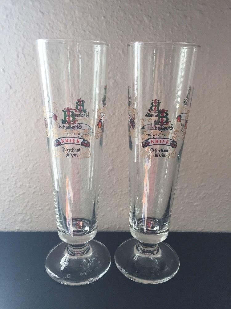 Set of 6 Lindemans Glasses