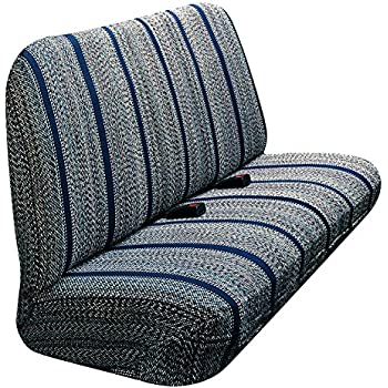 Amazon Com Saddle Blanket Bench Seat Cover Baja Woven