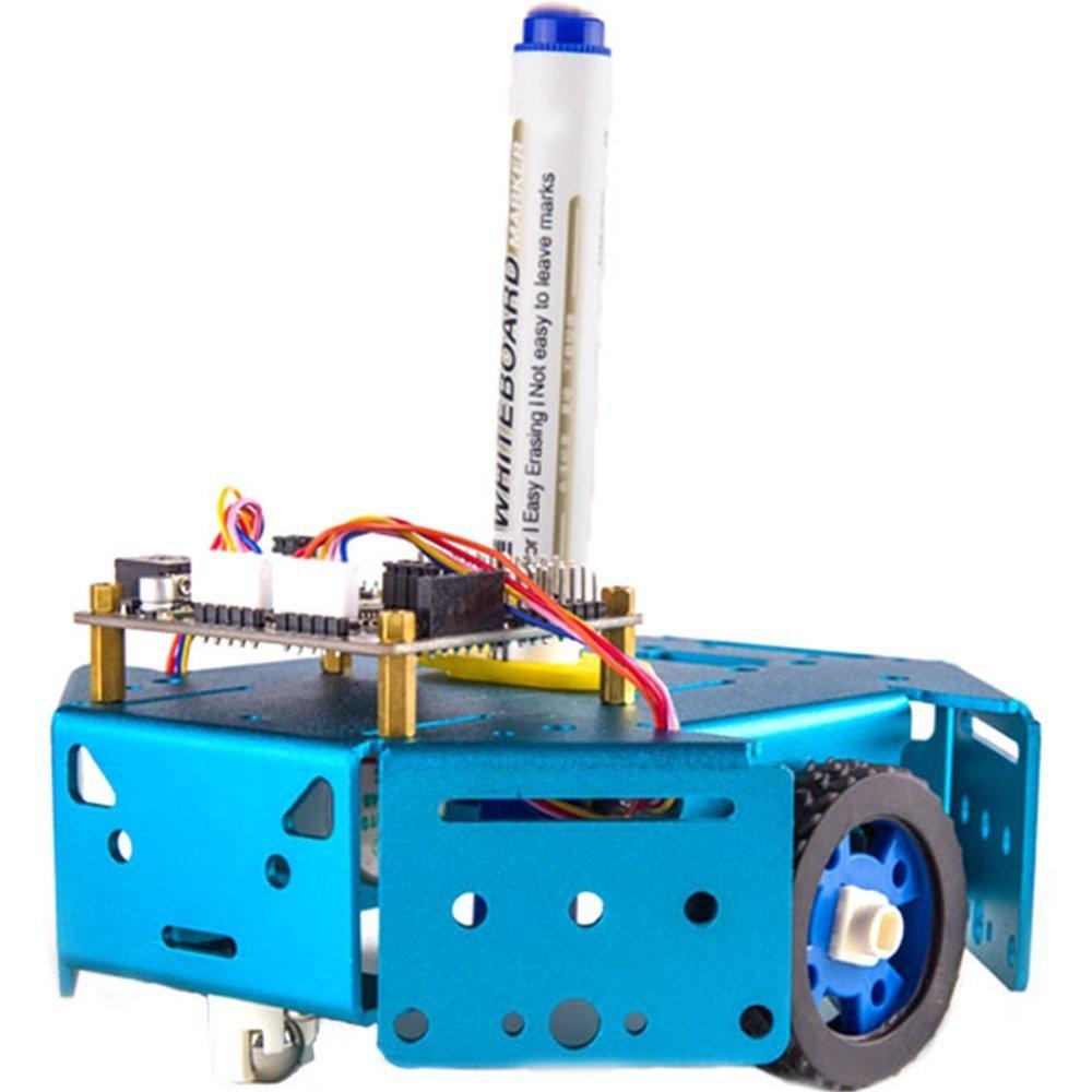 KittenBot Basic Robot Kit - STEM Education - Arduino - Scratch 3 0 -  Compatible with Raspberry Pi - Support Python Program - Programmable Robot  Kit to