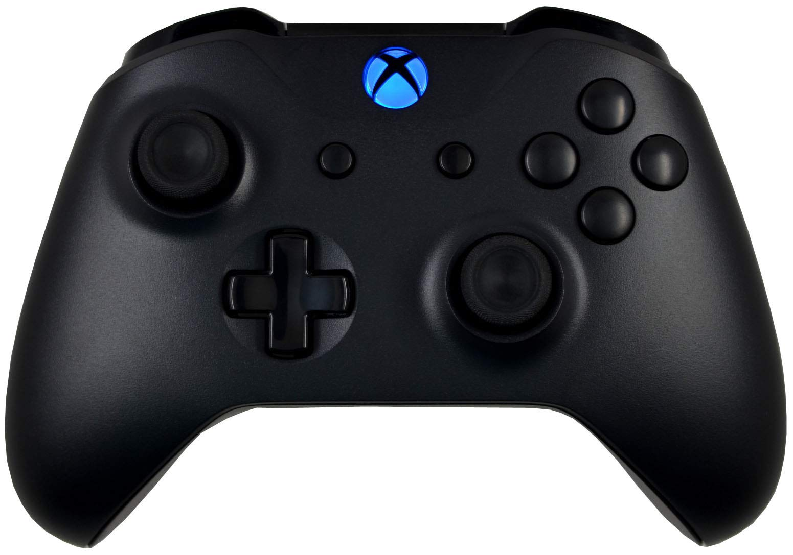 Black Out 5000+ Modded Controller for Microsoft Xbox One - Custom Design that Works on All Shooter Games
