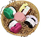 Side Hill Jams 'Jam Sampler' Gift Basket