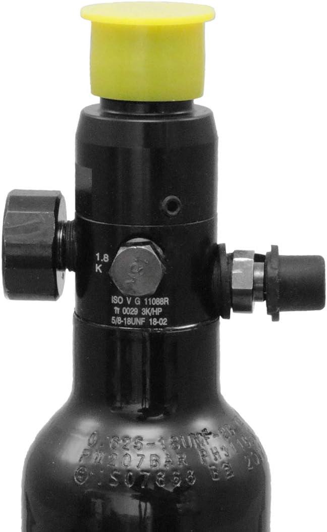 Dynamic Sports Gear 0 2l 12ci Hp Airsoft Tank Bottle With Regulator Small Sport Freizeit