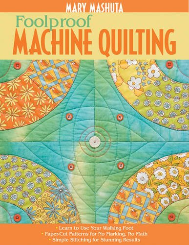 quilting with a walking foot - 3
