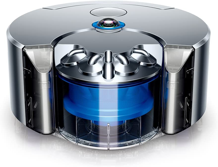 DYSON 360 EYE RB01NB Vacuum Cleaner - International Version (Japan)