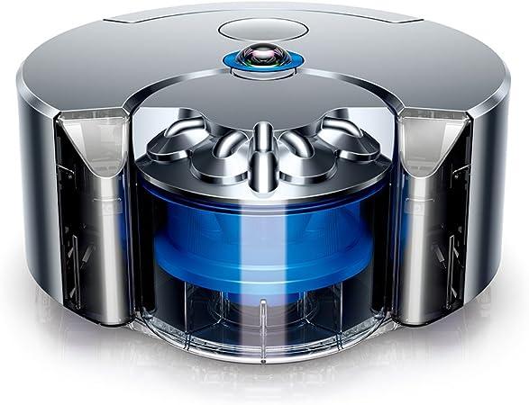 Dyson 360 Eye - Robot Aspirador para alfombras y Suelos Duros: Amazon.es: Hogar