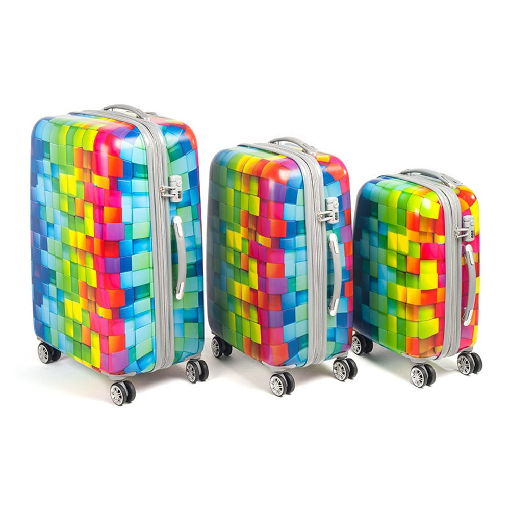 Set de 3 maletas duras de 20