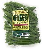 HIPPIE ORGANICS Organic French Beans, 16 OZ