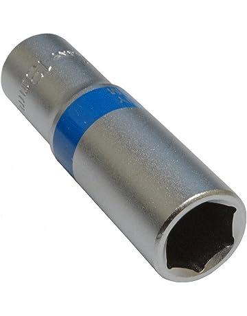 Egamaster Llave vaso 1//2 11mm hexagonal cromo pulido espejo