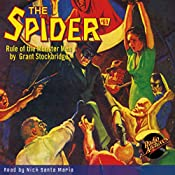 The Spider #69: Rule of the Monster Men | Grant Stockbridge