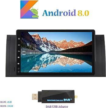 Hi-azul Antenne WiFi Adaptateur WiFi pour Autoradios