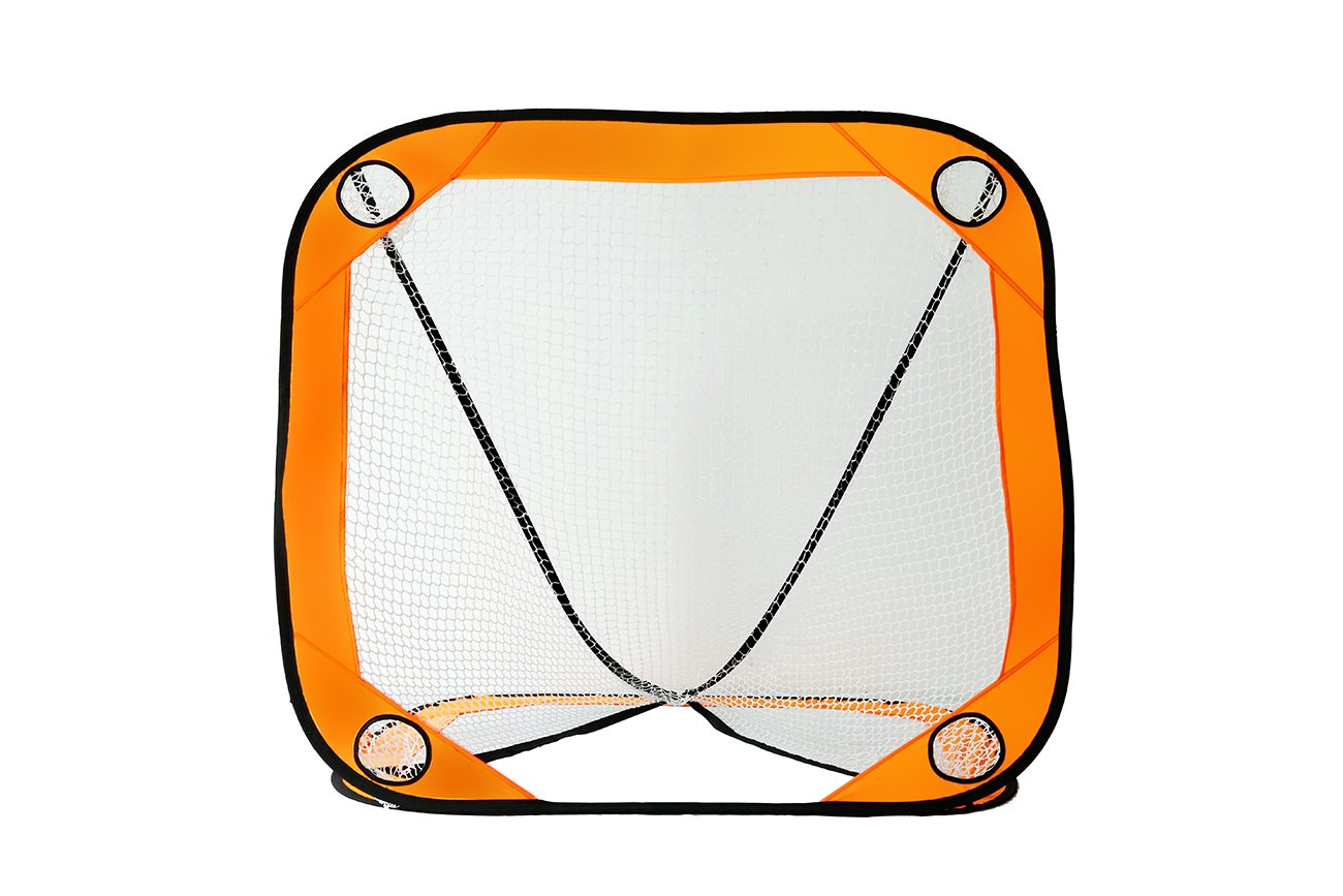 4' Portable Trainer Pop Up Lacrosse Goal - Soccer Sports Goal - By Trademark Innovations by Trademark Innovations (Image #2)