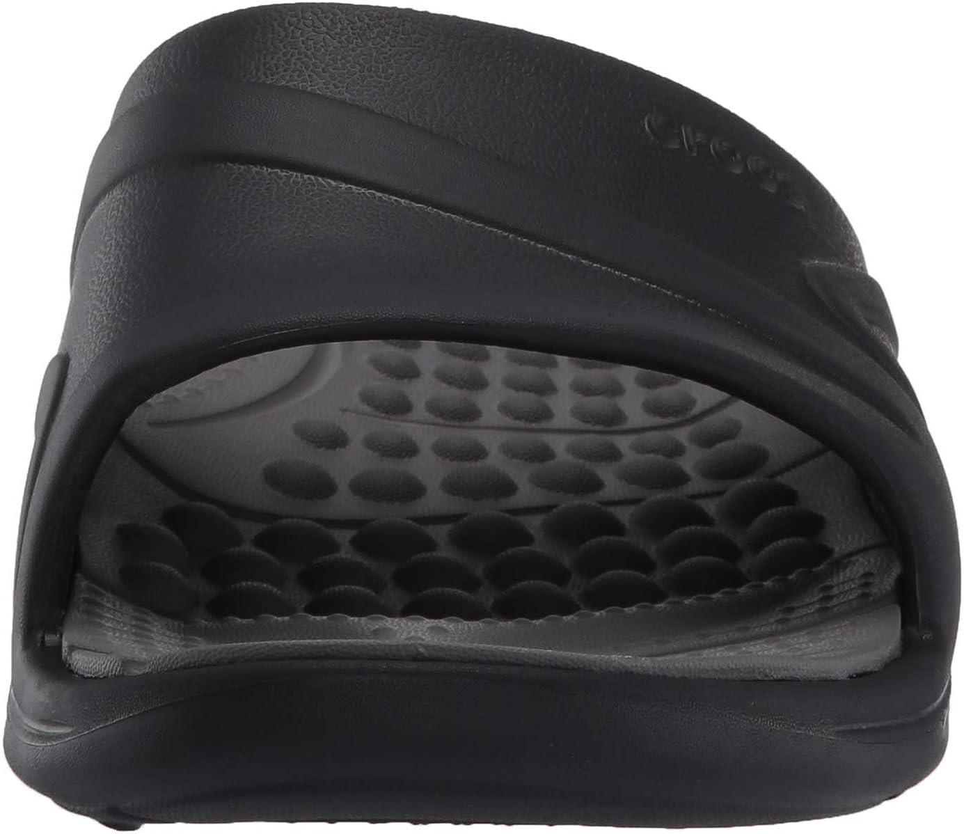 Crocs Womens Reviva Slide Slide Sandal