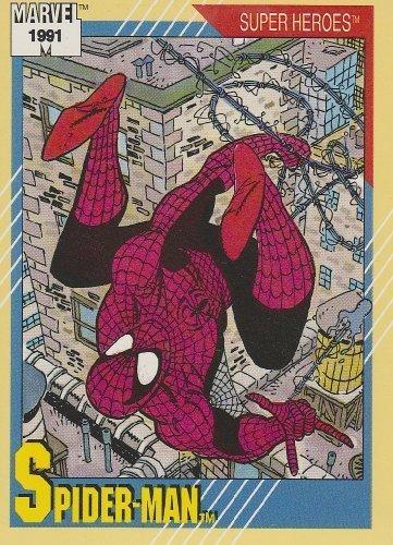 Marvel Universe Series 2 Complete 162 Card Set (1991) by Marvel