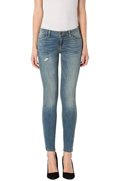 Amazon.com: Siwy Hannah In Peace Frog Jeans: Clothing