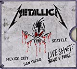 Live Sh*t: Binge & Purge (3CD/2DVD)(CD Slipcase) by Metallica (2014-05-04)