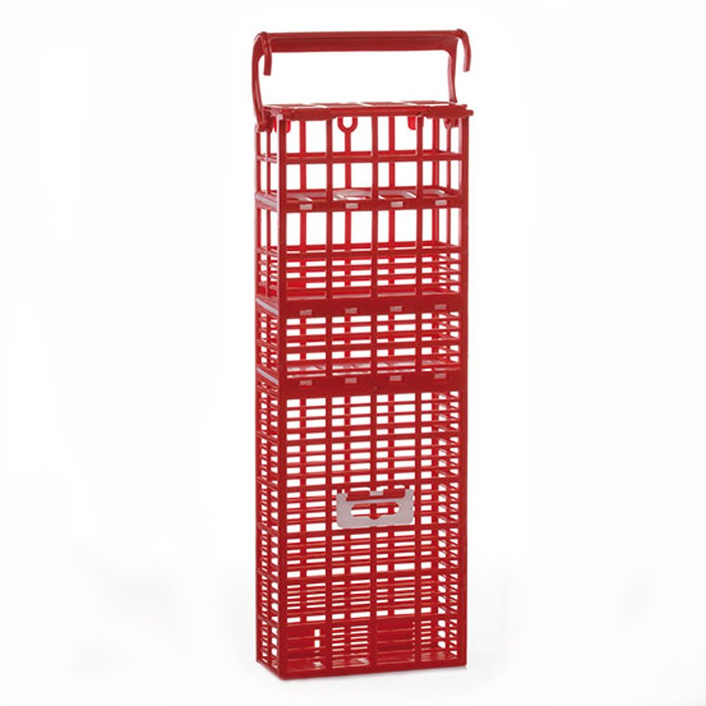 UltraSource Knife Storage Boxes, Red