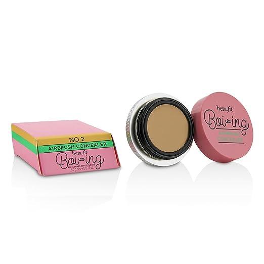 Benefit Cosmetics Boi ing Airbrush Concealer ...
