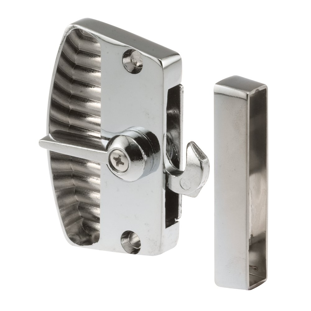 Prime-Line Products A 105 Screen Door Latch and Pull, Chrome