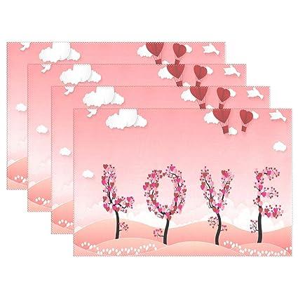Amazon Com Alaza Love Invitation Card Valentine S Day