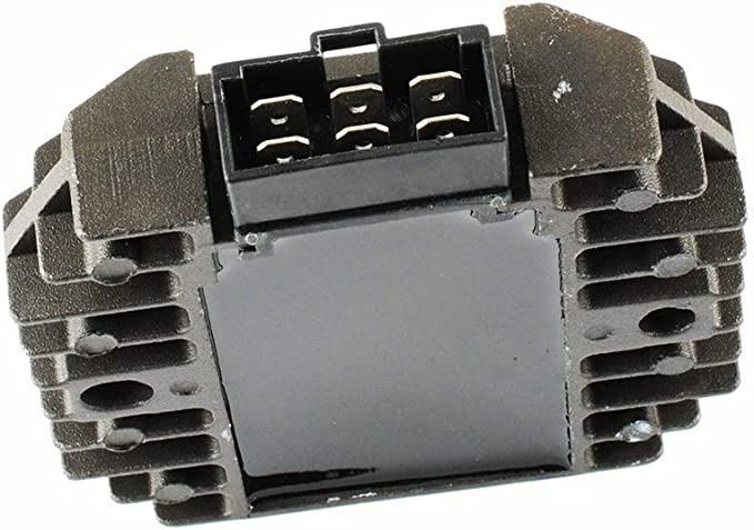 Aintier Regulator Rectifier ZZP-XCO61188 Fit for 99-01 Yamaha XVS1100 V Star 1100 Custom 00-01 Yamaha XVS1100A V Star 1100 Classic 00-04 Yamaha YFM400A Kodiak Rectifier