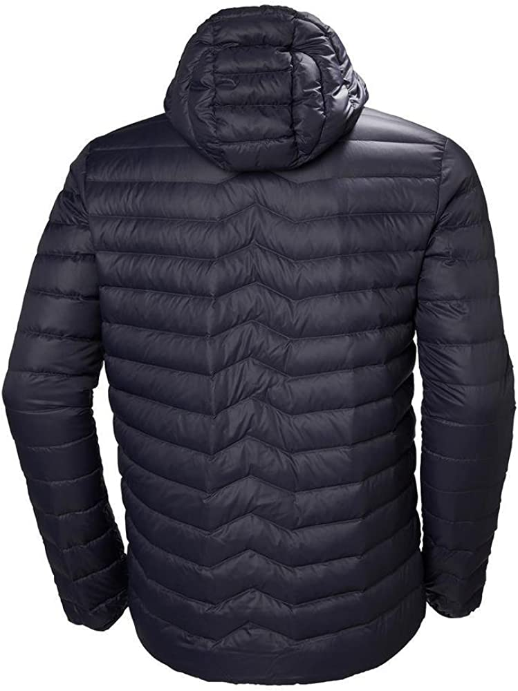 Helly-Hansen Mens Verglas Hooded Down Insulator Coat