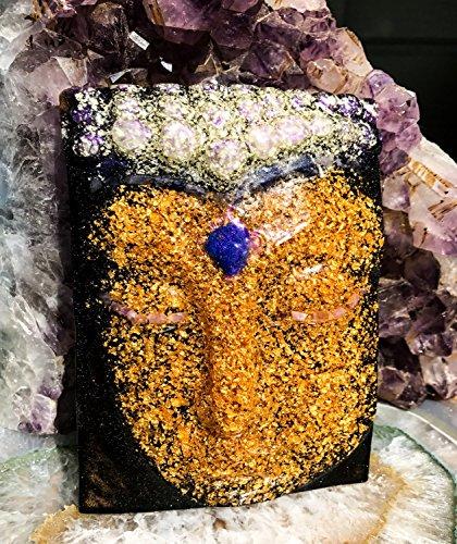 Orgonite Buddha / 24K Gold Orgone by Violet Flame Orgone (Image #3)