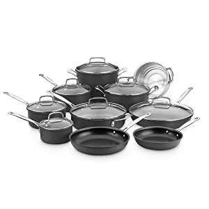 Best 5 Cuisinart Non Stick Cookware Reviews of 2021 1