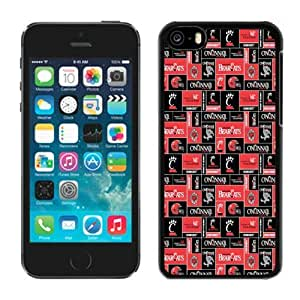 Custom Iphone 5c Case Ncaa AAC American Athletic Conference Cincinnati Bearcats 1 Pensonalized Phone Covers