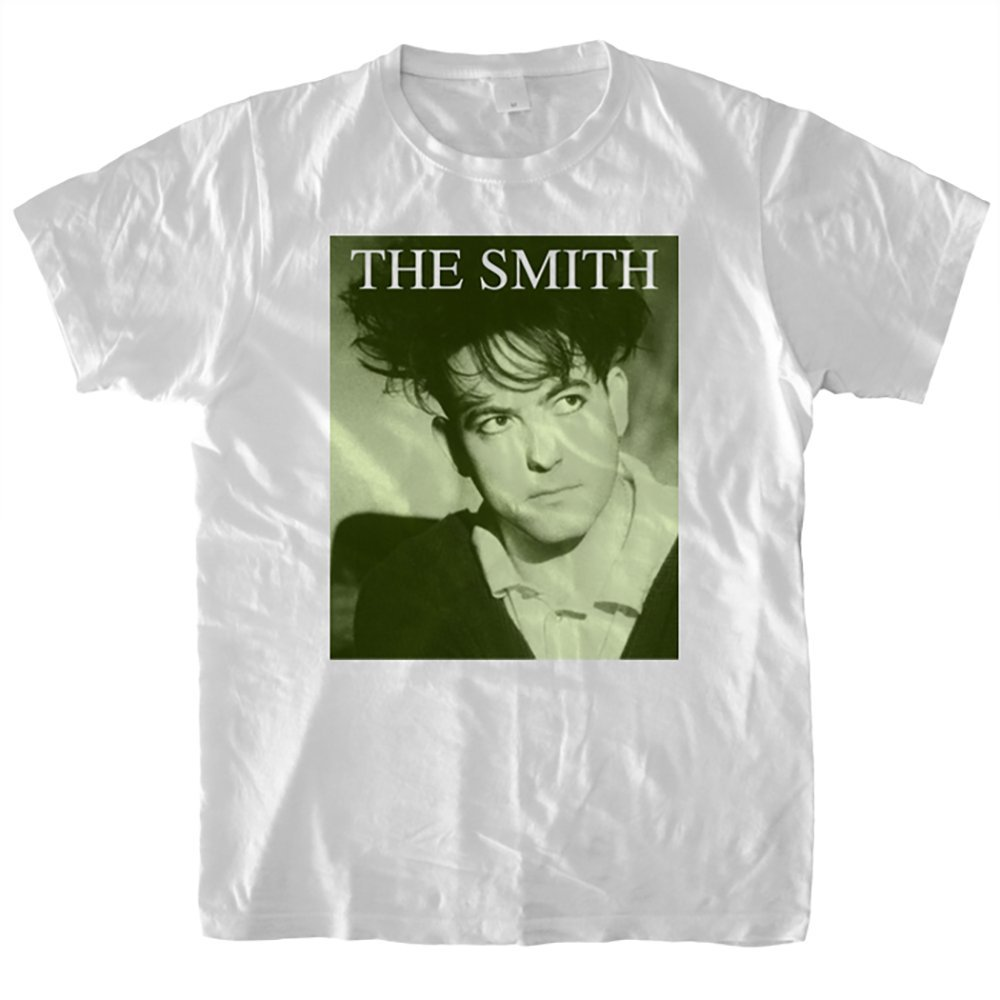WEAR DINNER – The Smith – The Cure & The Smiths Mash-Up T-Shirt