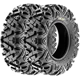 SunF All Trail A/T ATV UTV Tires 27x9-12 27x9x12 6 PR A033 (Set pair of 2)