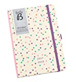 Busy B Spot 2017-18 Academic Diary with Pockets