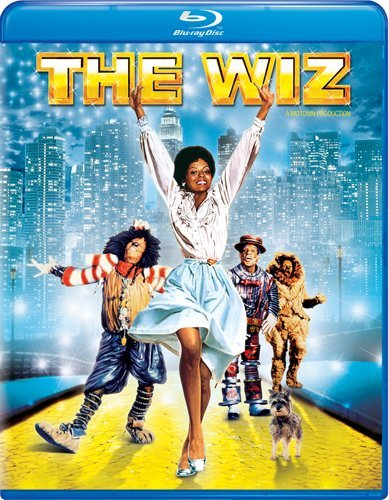 Blu-ray : The Wiz (, Dolby, AC-3, Digital Theater System, Widescreen)