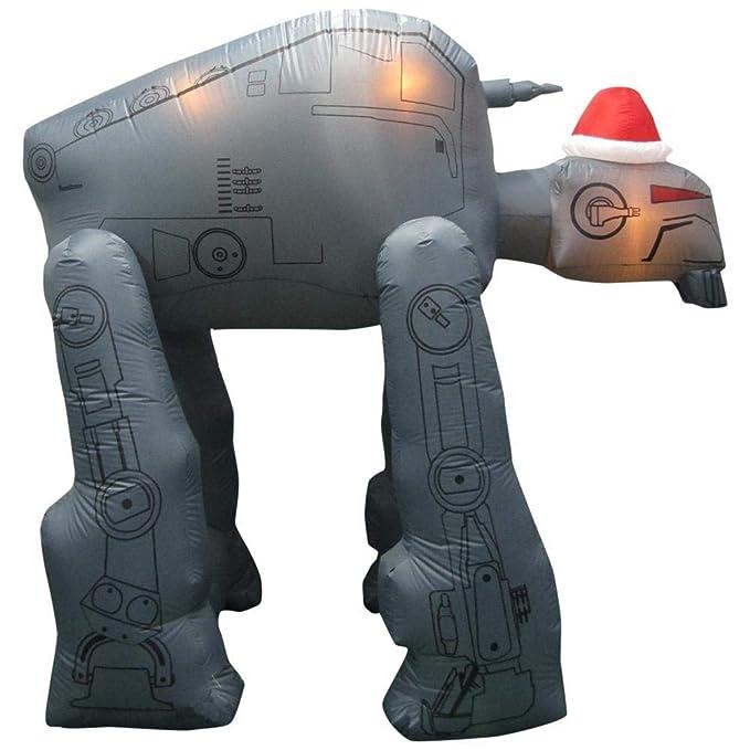 Amazon.com: Gemmy Gorilla Walker hinchable con sombrero de ...