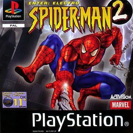 Playstation 1 - Spider-Man 2 - Enter Electro: Amazon.es: Videojuegos