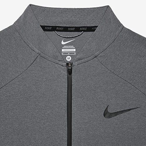 Nike Tech Woven Full-Zip Mens Training Jacket Dark Grey Wj3P4czQ
