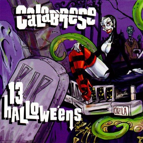 calabrese 13 halloweens amazoncom music - Calabrese 13 Halloweens